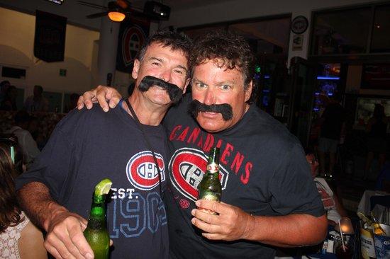 Los Tabernacos Bistro Lounge: Boy,George! De vrai fan du Tabernacos!
