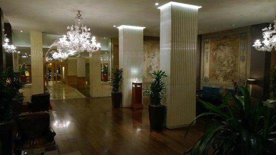 Sina Bernini Bristol : Lobby