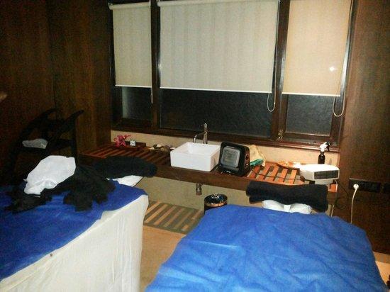 Rock Manali Hotel & Spa: Spa