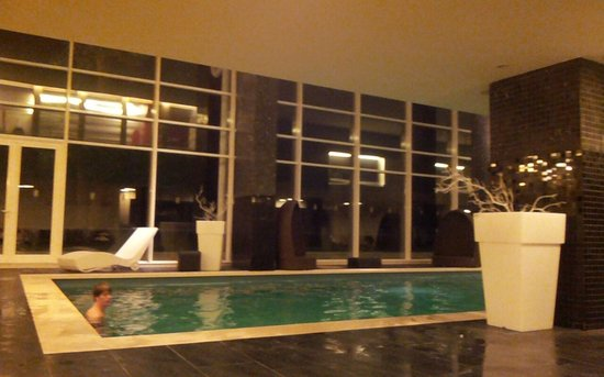 Remisens Premium Hotel Ambasador: Spa