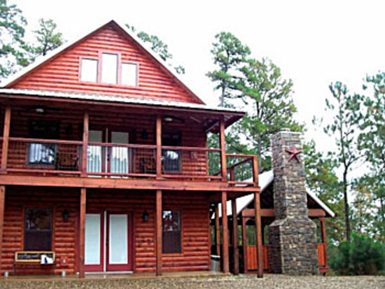 glace rent bow for broken cabins oklahoma at log in sale a ok