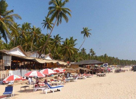 Cuba Beach Huts : Cuba Restaurant und beach