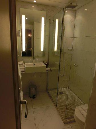 Hotel de l'Empereur : Bathroom