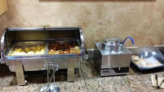 Best Western Plus Territorial Inn & Suites: Breakfast