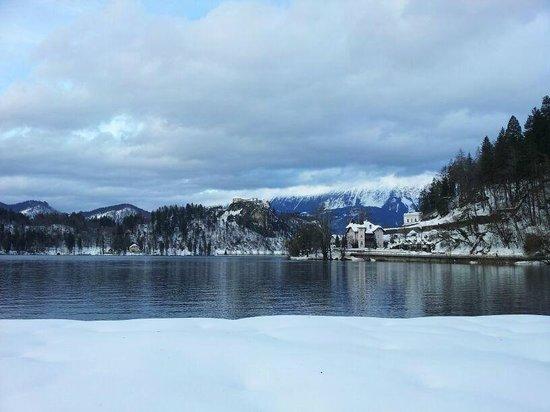 Pension Mlino: In Inverno