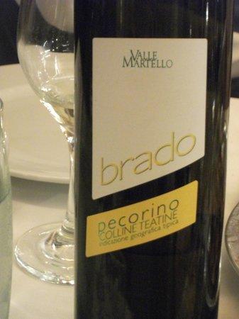 Franco : Vino bianco