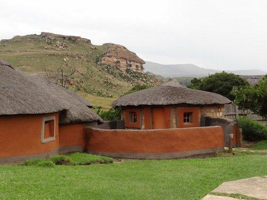 Bethlehem, South Africa: Basotho Cultural Village