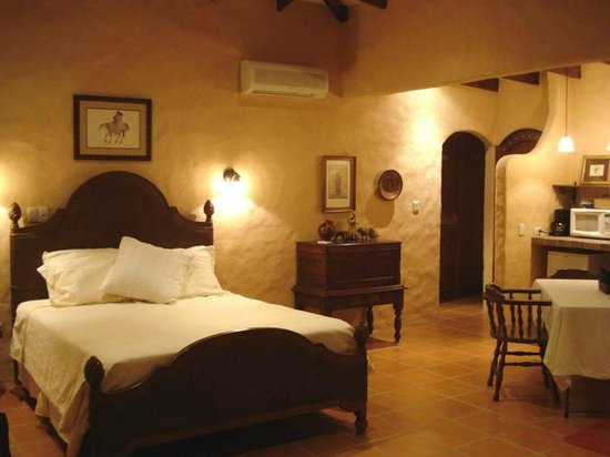 Casagua Horses Tours: Casita Mandarina, for riders that stay with us
