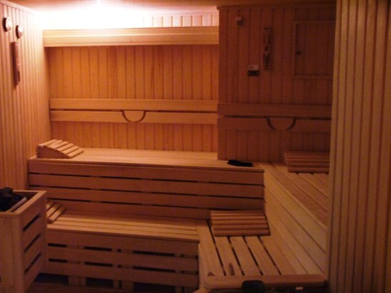 Orka Royal Hotel: Sauna