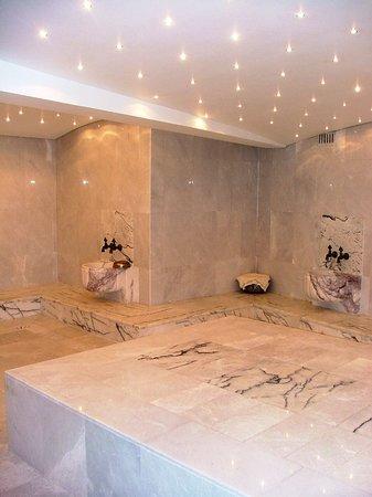 Orka Royal Hotel: Turkish Bath