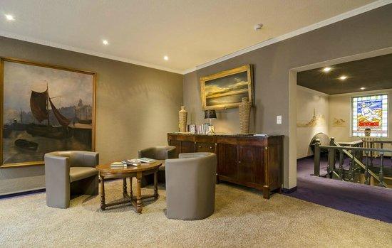 Hotel Prins Boudewijn : bibliotheek