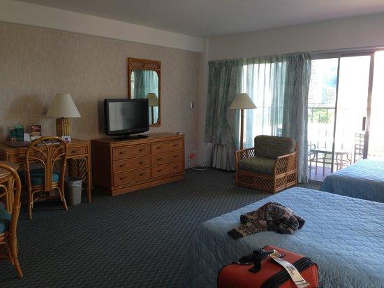 Ilima Hotel: Studio room