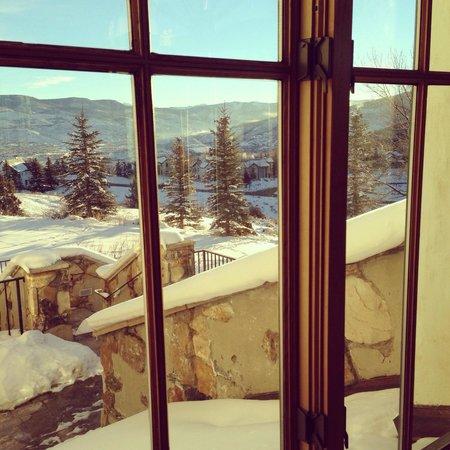 Lodge & Spa at Cordillera: Amazing views!