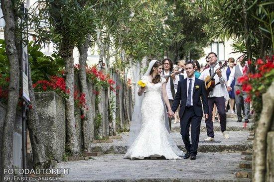 Wagner Day Tours: Ravello wedding photographer Enrico Capuano Wedding Planner Mario Capuano
