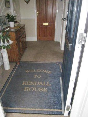 Kendall House: Entrance