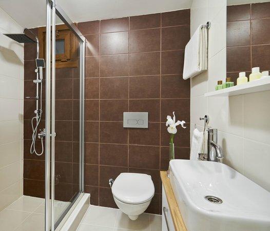 Euro Istanbul Hotel: banyo