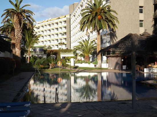 Interpalace by Blue Sea: hotel from the pool