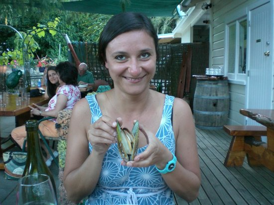 The Mussel Pot: Buooone!!