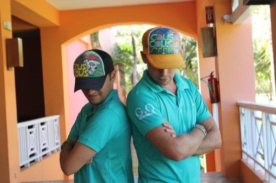 Club Med Punta Cana : La Couscous Team en force avec Aurel et Charly, des GO inoubliables !