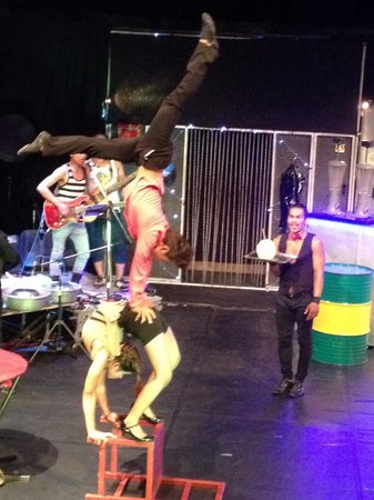 Phare, The Cambodian Circus: Awesome energetic and highly entertaining performance. You must be there.