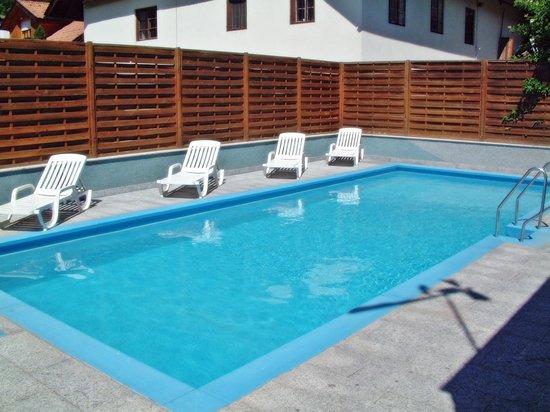 Gasthof Zum Hirschen: Schwimmbad