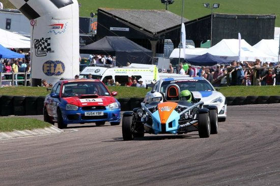 Lydden Hill Race Circuit
