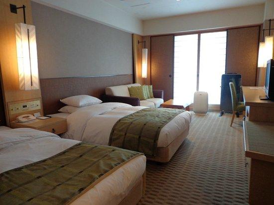 RIHGA Royal Hotel Kyoto: 室内