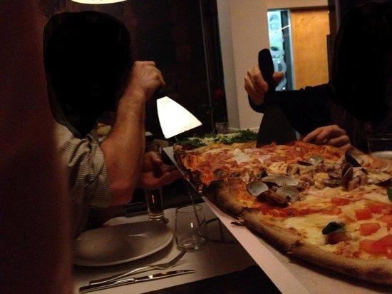 Tiare Restaurant & Pizza: pizza