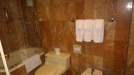 Hilton New York Grand Central : Bathroom