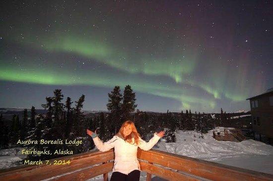 Aurora Borealis Lodge : Bucket List almost complete!!