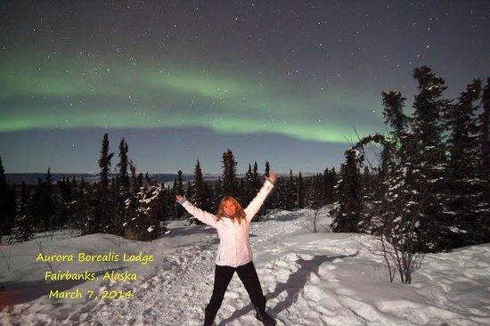 Aurora Borealis Lodge : Like being in a dream!!
