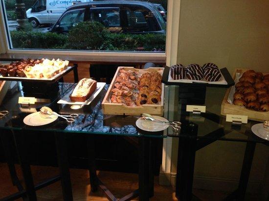 The Montagu: Pastries