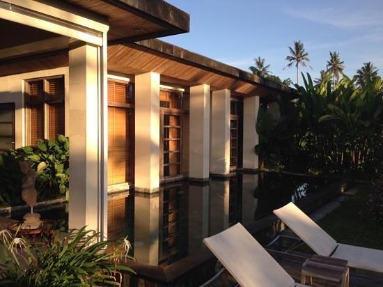 Chapung SeBali Resort and Spa: Villa 6