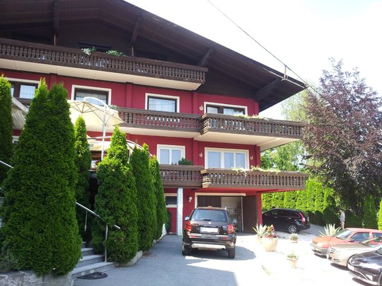 Landidyll Hotel Nudelbacher: Albergo