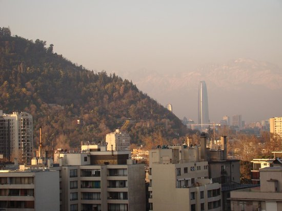 Soho Santiago Apart: Cerro san cristóbal