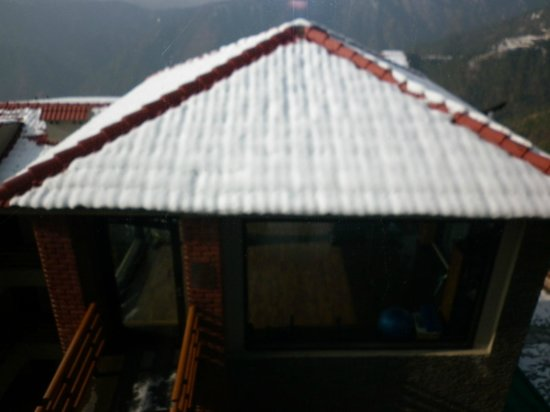 Club Mahindra Kanatal: Roof top