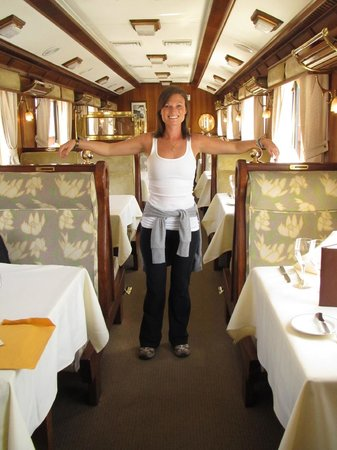 Train Hiram Bingham : Me, www.thewanderingphotographer.com