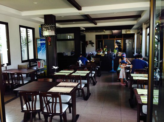 Airport Mansion Phuket: Hotel Restaurant
