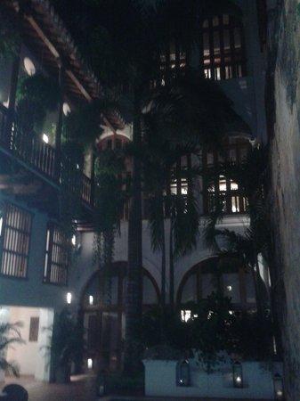 Hotel Casa San Agustin : Área comum do Hotel Casa San Agustín
