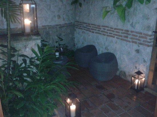 Hotel Casa San Agustin: Jardim de inverno