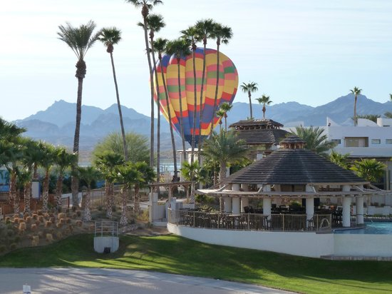 The Nautical Beachfront Resort : balloon  at beach for photo shoot feb.14