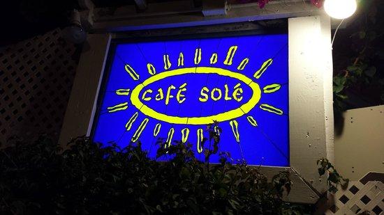 Cafe Sole: Angels on Horseback live here!