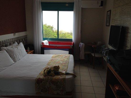 Costão do Santinho Resort Golf & Spa: Nosso quarto.
