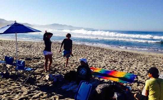 Surf in Cabo: Cerritos with David