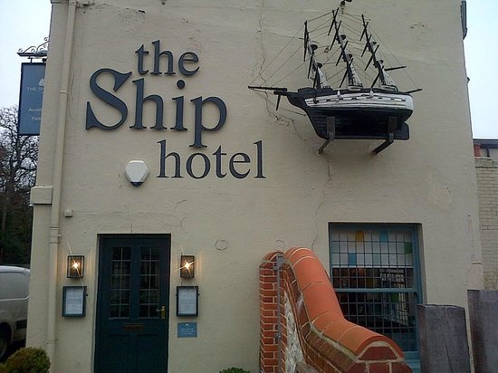 The Ship Hotel: A warm welcome