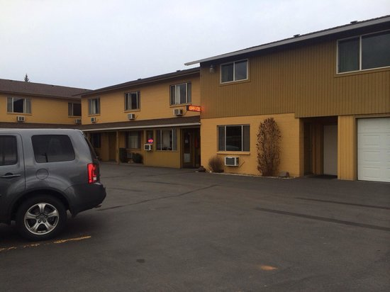 Townhouse Motel Klamath Falls Oregon