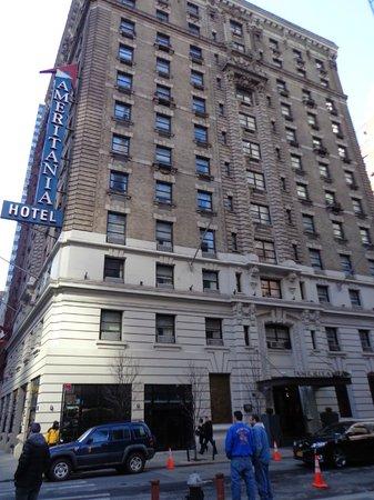 Ameritania Hotel : Hotel muito bem localizado.