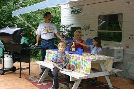 Debonair Campground: Family Camping