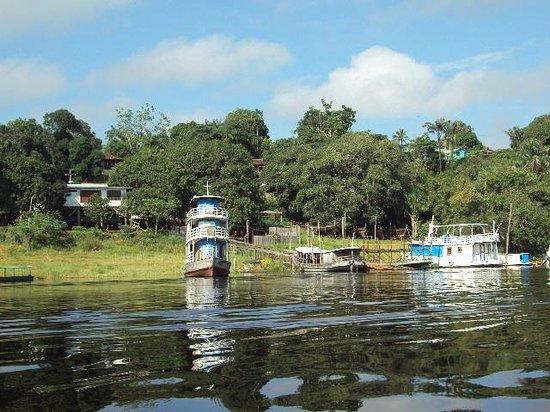 Anavilhanas Jungle Lodge: Río Negro
