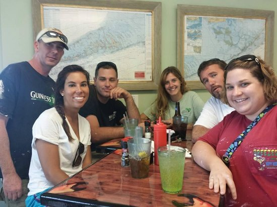 Brutus Seafood Market & Eatery : Lunch Break at Brutus!